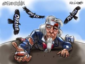 Uncle Sam - Vultures